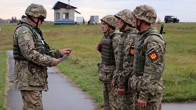 В ДНР сообщили об информаторах в рядах ВСУ