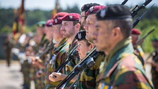 Российские инспекторы посетят военный объект в Бельгии