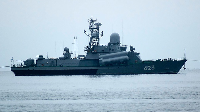 Минобороны РФ модернизирует три малых ракетных корабля