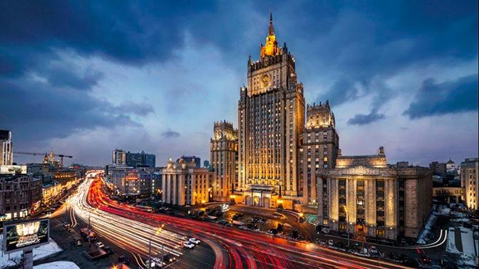 Рябков обсудил с замгенсека ООН вопросы предотвращения гонки вооружений в космосе