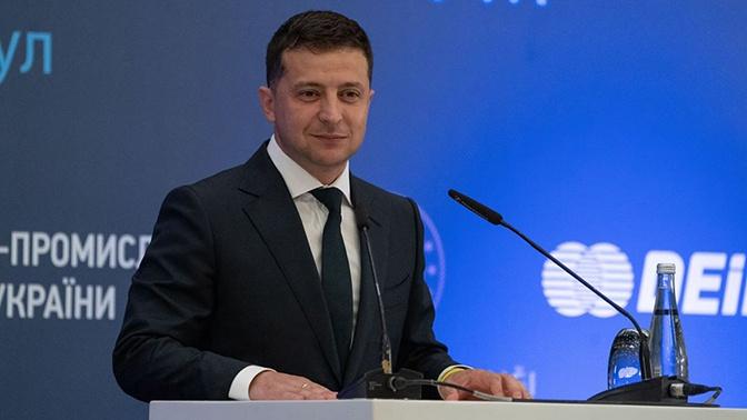 В правительстве Украины рассказали о влиянии олигархов на Зеленского