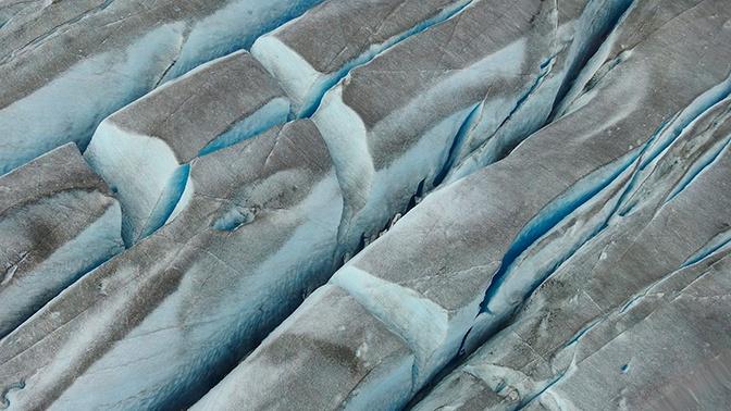 Худеющий Таку: в NASA показали масштабы климатических изменений