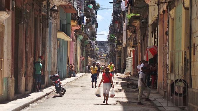 Помпео: прекращение экономической блокады Кубы «ранит» народ этой страны