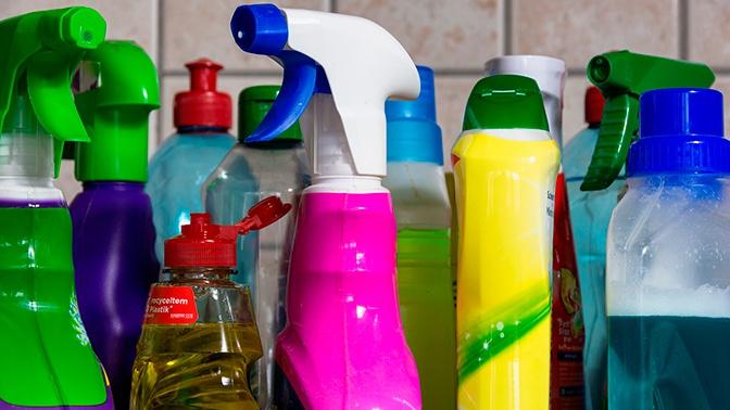 Россиян предупредили об опасности моющих средств