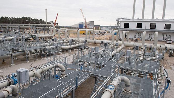 Nord Stream 2 AG подал в суд против Евросоюза