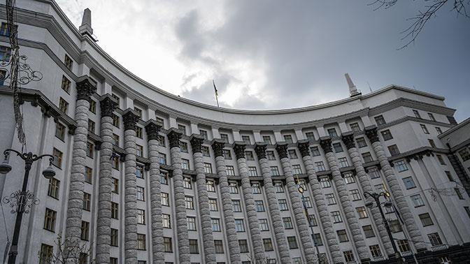 Украинские власти заявили о готовности Киева снять санкции с России