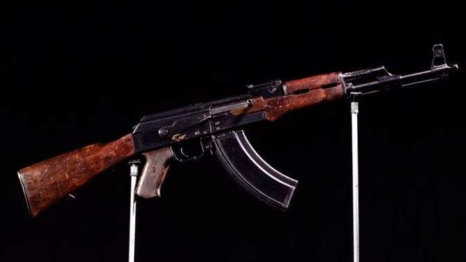 «Калашников» впервые показал самый ранний из сохранившихся АК-47