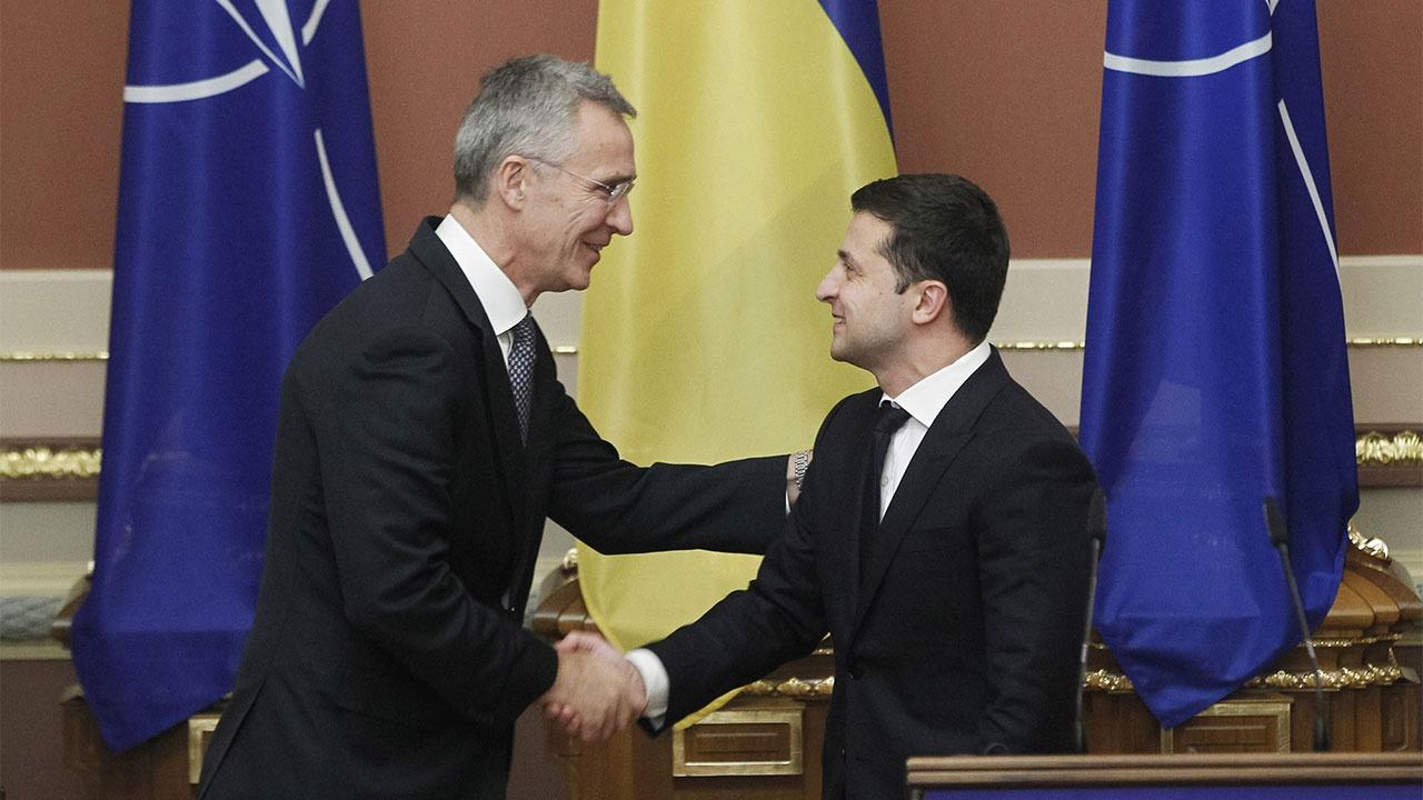 Украина-НАТО. На кого блок пошлет