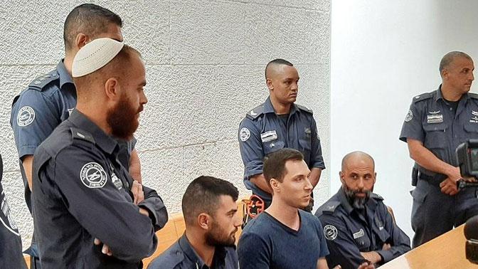 Экстрадированного из Израиля в США россиянина Буркова оставили под арестом