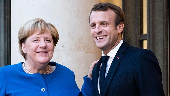Зеленский, Макрон и Меркель подтвердили участие в саммите «нормандской четверки»