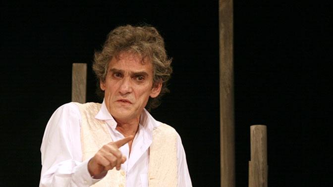 Актер Гаркалин опроверг сообщения о «побеге» от врачей скорой