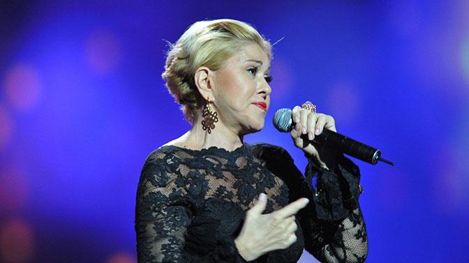Успенская поделилась впечатлениями от гастролей на Украине