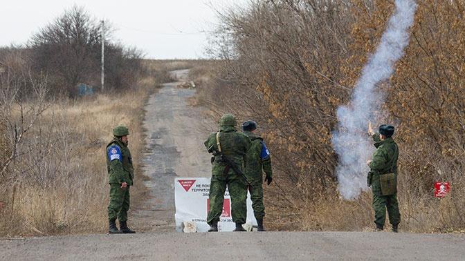 Климкин назвал успехом Путина разведение сил в Донбассе