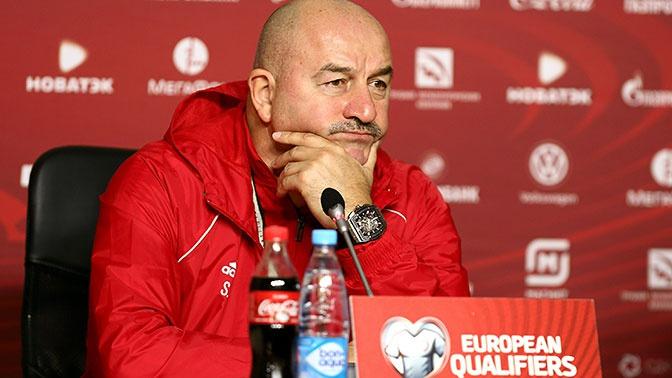 Черчесов рассказал о новом контракте со сборной России