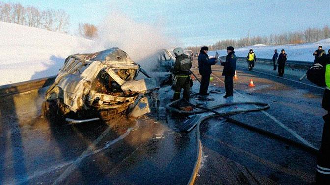 В ООН назвали главные причины гибели на дорогах России