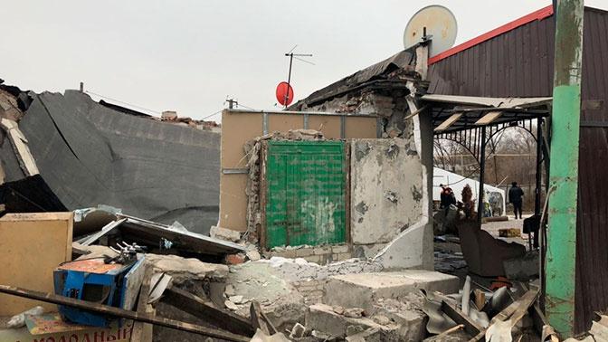 В СК назвали вероятную причину взрыва в жилом доме в Энгельсе