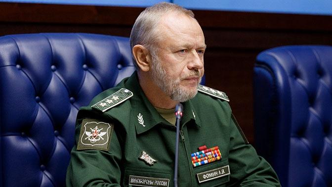 Замминистра обороны РФ обсудил с главой Минобороны Индонезии вопросы безопасности в ЮВА