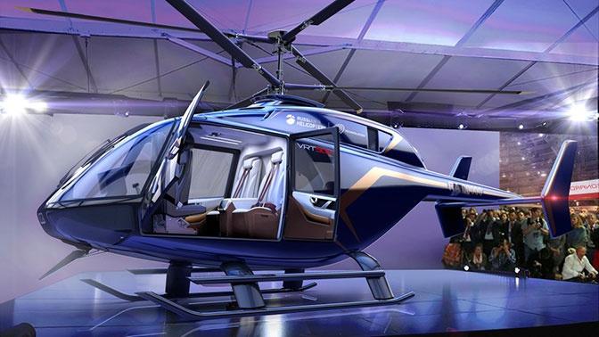 Арабские Эмираты купят акции производителя вертолета VRT-500