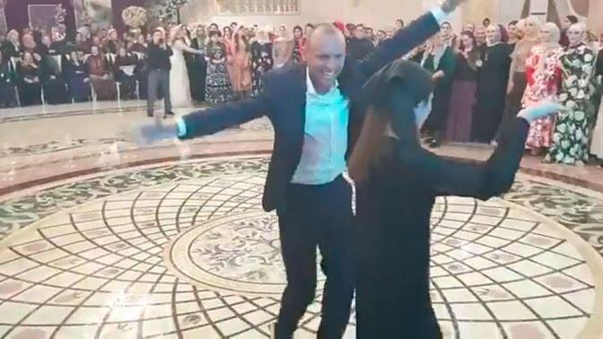 Глушаков станцевал лезгинку на свадьбе: видео