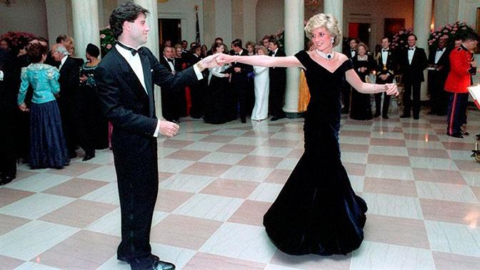В Британии продадут знаменитое платье принцессы Дианы