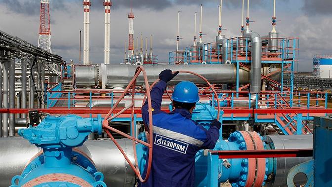 На Украине назвали неприемлемым предложение «Газпрома» по транзиту газа