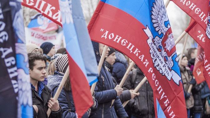 В сенате Франции заявили о праве жителей Донбасса на русский язык