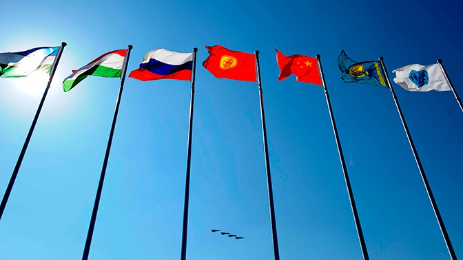 Глава ООН выступил за сотрудничество с ШОС