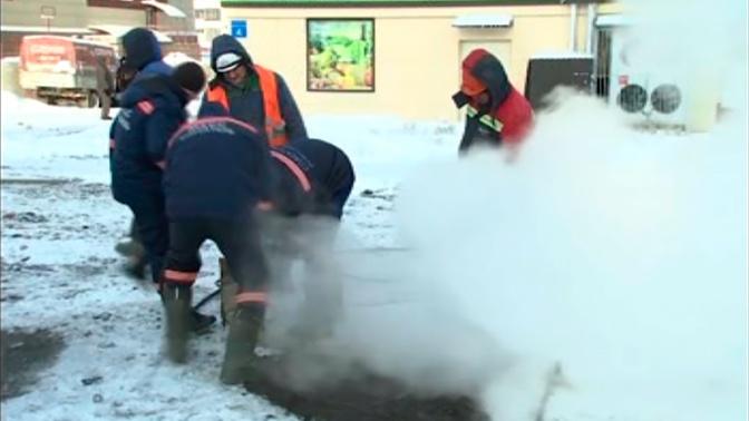 Сибирь и Алтай замерзают: коммунальные аварии оставили без тепла тысячи человек