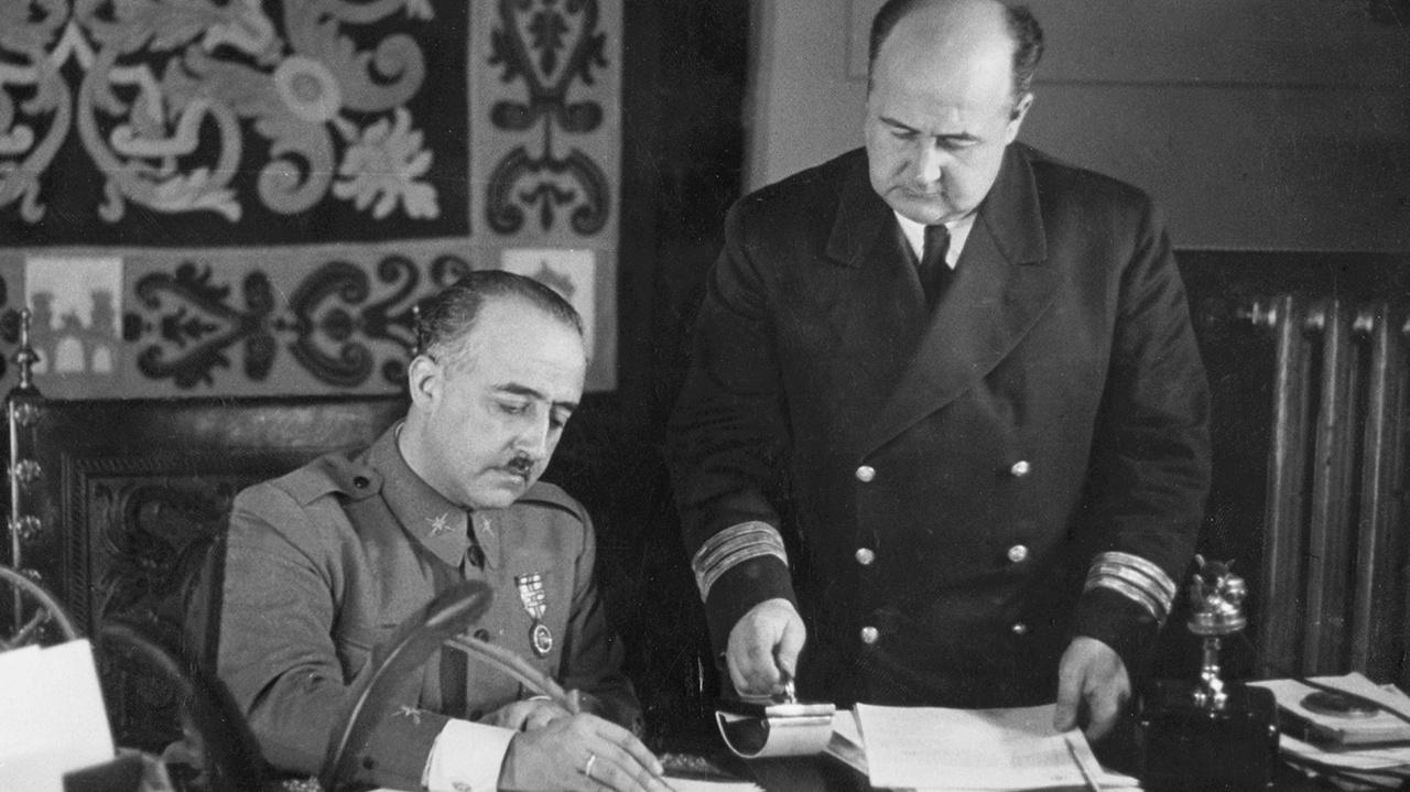 Франко против Сталина. Испанская дуэль