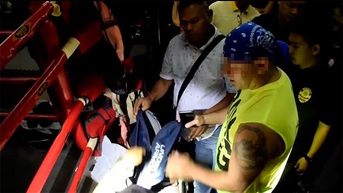 В Таиланде устроили спецоперацию по поимке российского тренера-нелегала