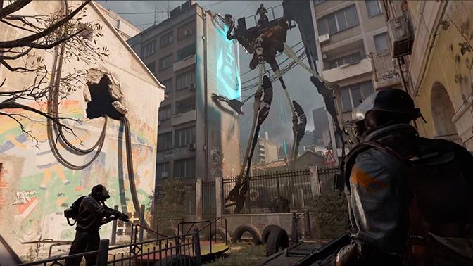 Опубликован первый трейлер новой Half-Life