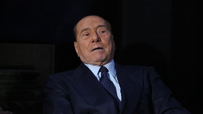 СМИ: Берлускони госпитализировали в Милане