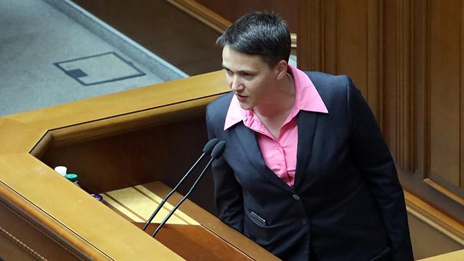 Савченко рассказала о будущем Украины после 2023 года