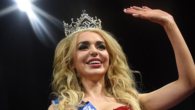 Грация и чувственность: финал конкурса красоты «Королева России - 2019»