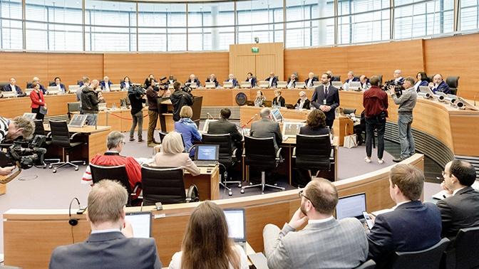 В МИД РФ рассказали о заседании суда в Гааге по инциденту в Керченском проливе
