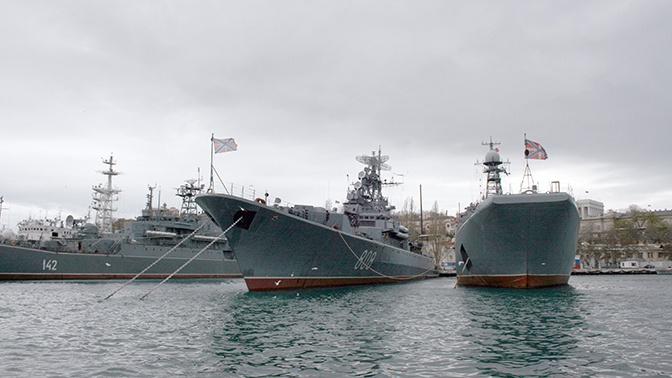 Глава Генштаба ВСУ назвал Крым российской базой «для господства»