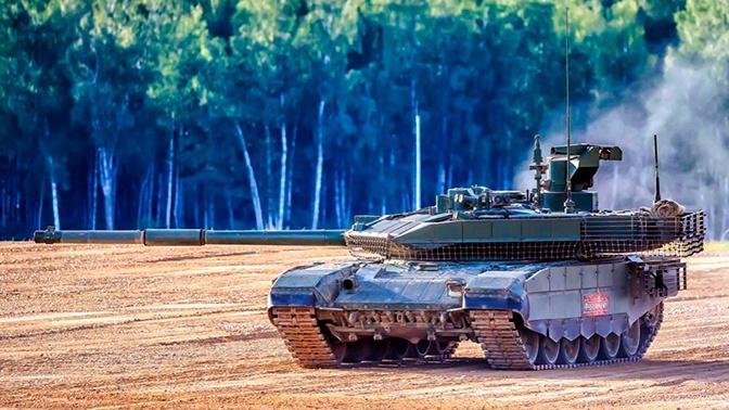 Главком Сухопутными войсками РФ назвал сроки поставки нового танка Т-90М