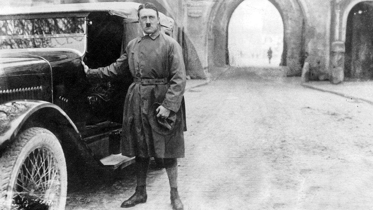 Мой босс - Гитлер. Записки личного слуги