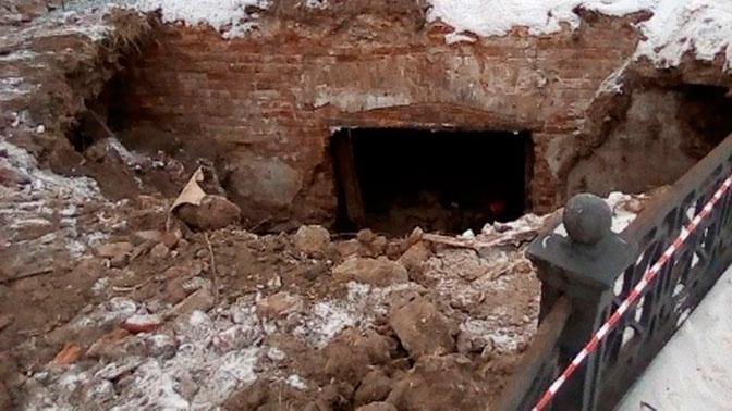 В Нижнем Тагиле нашли скрытые подземные ходы