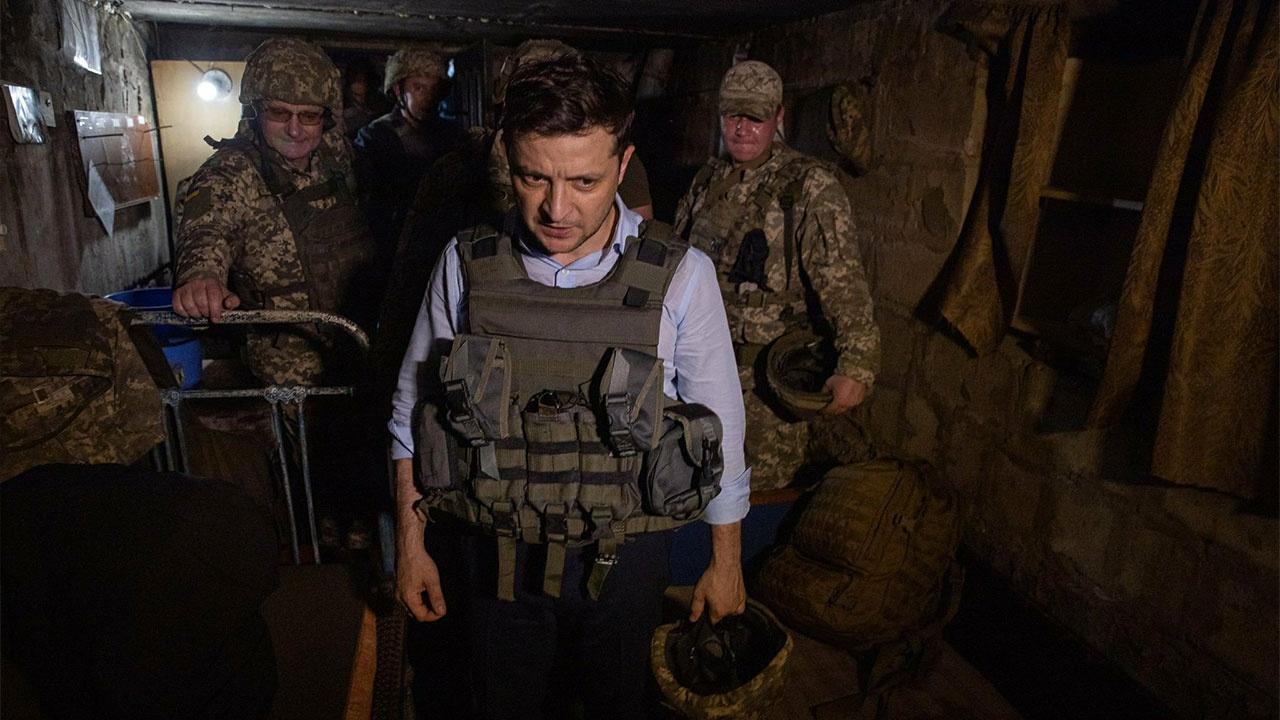Шумовые гранаты Киева