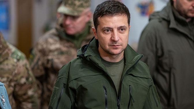 Зеленский узаконил новые воинские звания на Украине по образцу НАТО