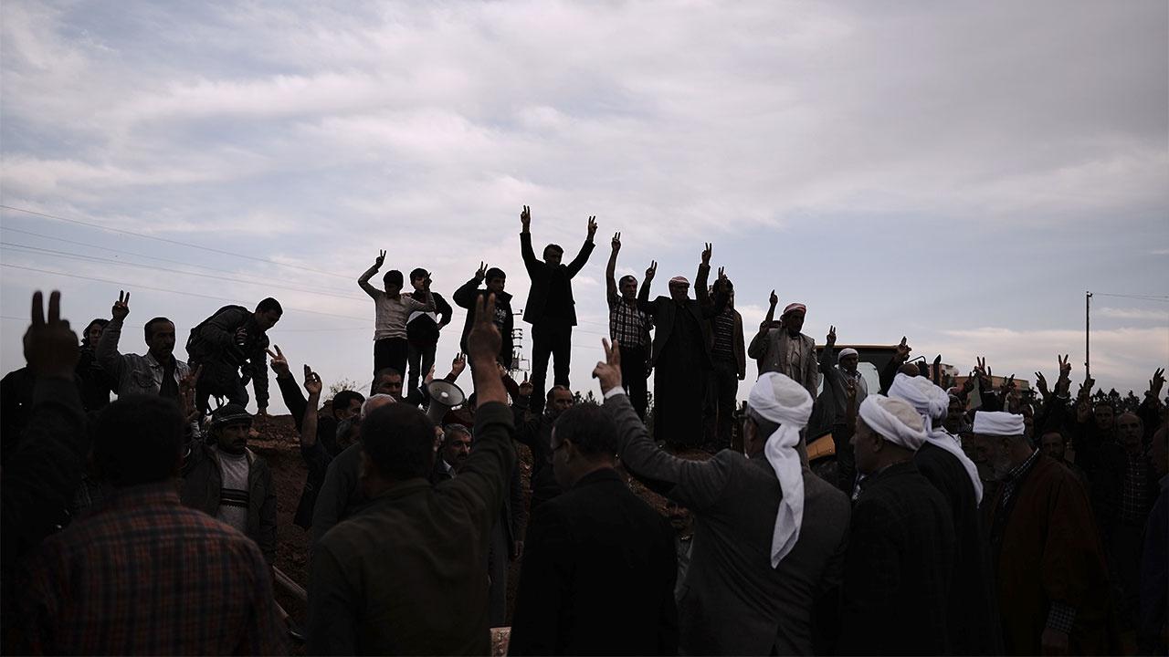 Курды. Особенности национальной беды
