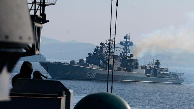 Тихоокеанский флот стал лучшим в ВМФ РФ по видам боевой подготовки в 2019 году
