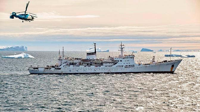 ВМФ России проведет уникальную кругосветную экспедицию