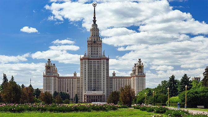 Путин отменил ограничение на продление полномочий ректоров МГУ и СПбГУ