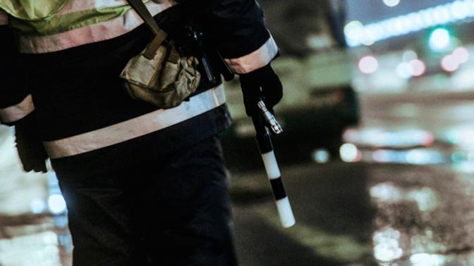 В Подмосковье задержан напавший на сотрудника ГИБДД мужчина