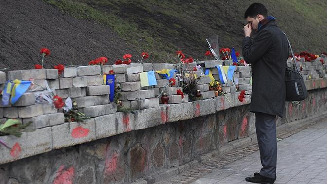 Смерть от ДТП и аллергии:  в списке погибших на Майдане обнаружены фальсификации