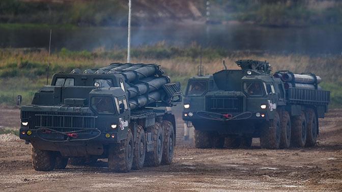 Реактивная система «Торнадо-С» впервые поступит в войска ЦВО