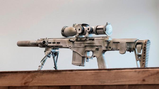 СВД выходит на пенсию: как винтовка Чукавина сможет заменить винтовку Драгунова