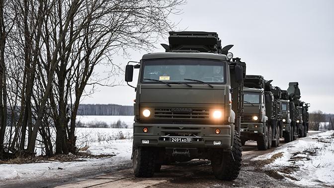 ВКС РФ до конца 2019 года получат 27 новых боевых машин «Панцирь-С»